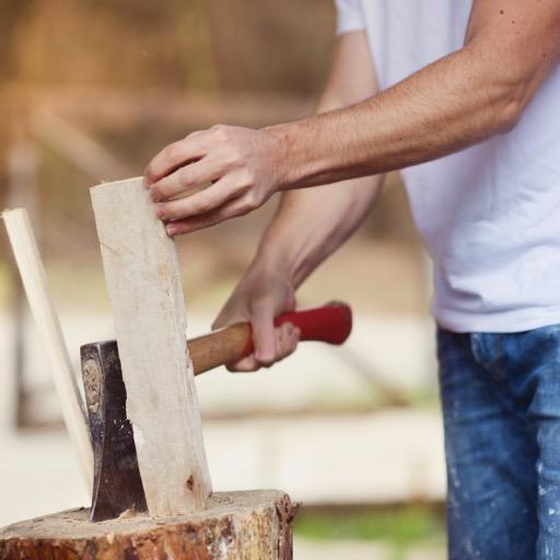 Ax sharpening